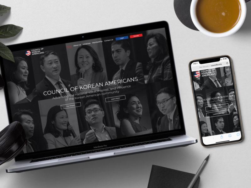 CKA_Website Mockup